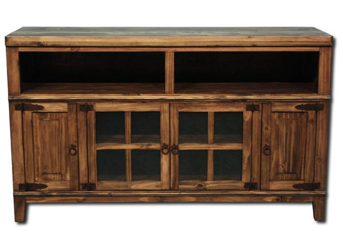 Hacienda TV Console - Brown,In-Store Products