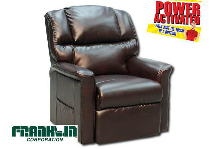 Raleigh Power Lift Chair,In-Store Products