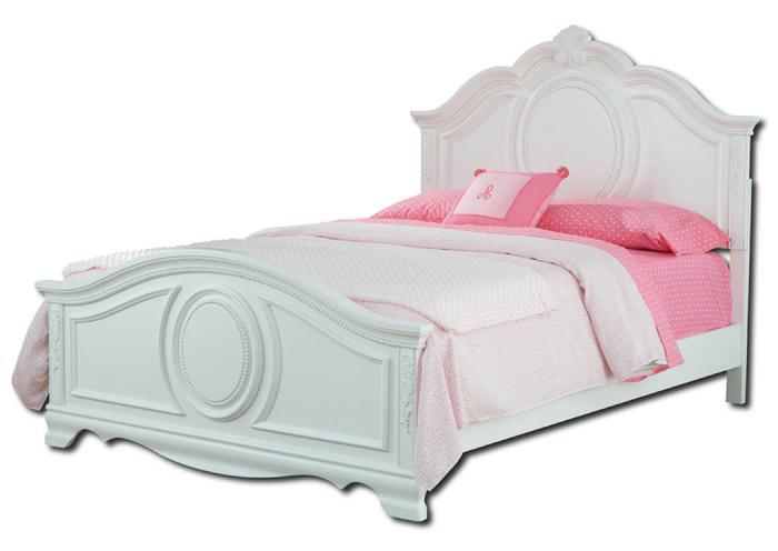 Jessica Full Bed,In-Store Products