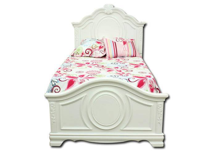 Jessica Twin Bed,In-Store Products