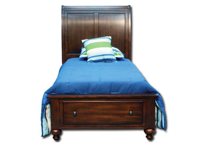 Fairfax Twin Bed,In-Store Products