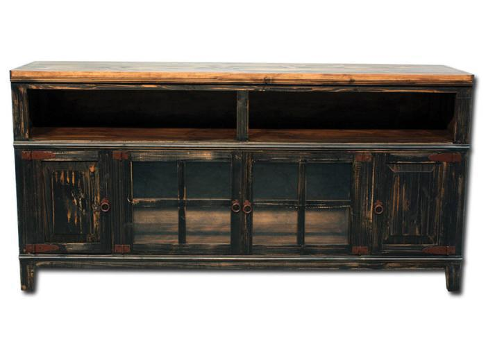 Eduardo TV Console - Black,In-Store Products