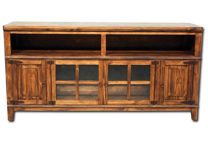 Eduardo TV Console - Brown,In-Store Products