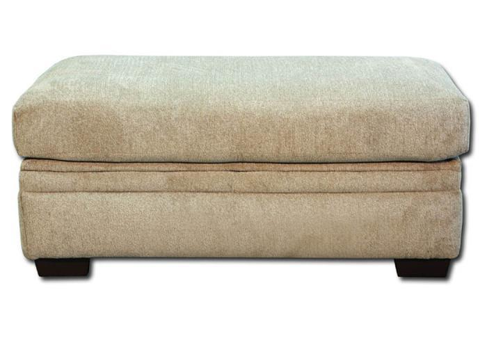 Cornell Storage Ottoman,In-Store Products