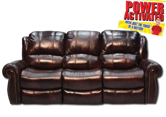 Dalton Power Reclining Sofa,In-Store Products