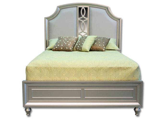 Champagne King Bed,In-Store Products