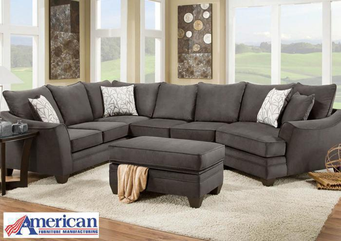 Hampstead Sectional,In-Store Products