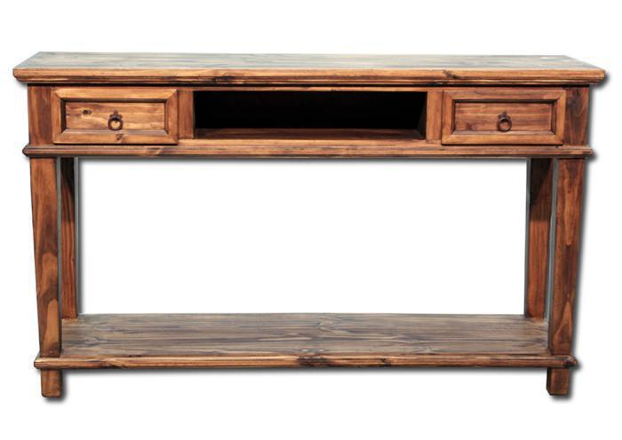Europa Antique Console - brown,In-Store Products
