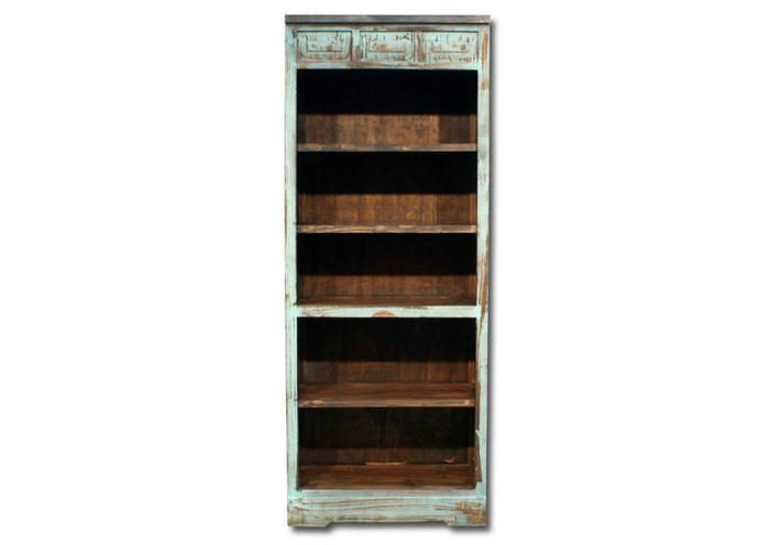 Grove Bookcase - Turquoise,In-Store Products