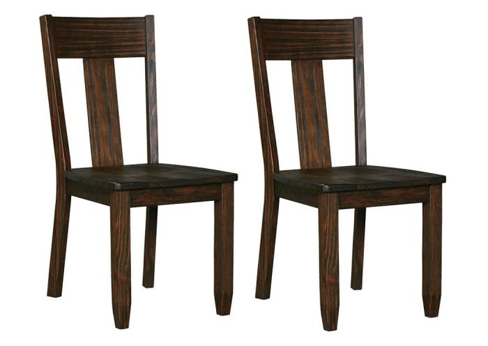 Trudell Side Chairs,In-Store Products