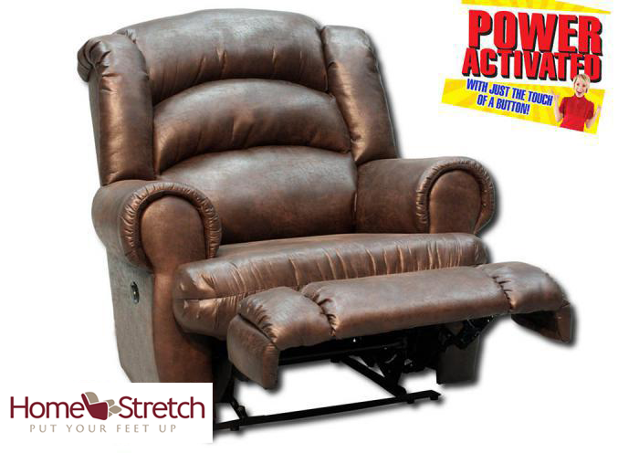 Bradford Power Big and Tall recliner,In-Store Products