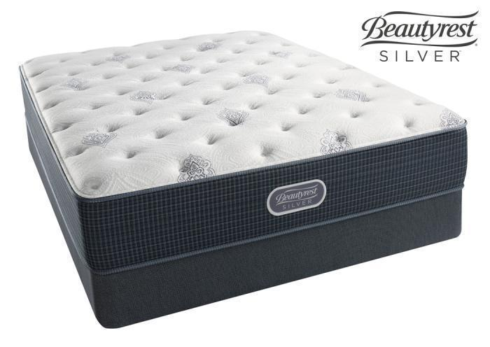 Simmons Beautyrest Silver Palm Springs Plush - twin,Simmons