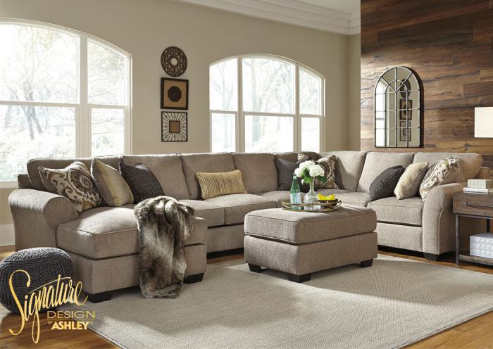 Pantomine left chaise sectional,In-Store Products
