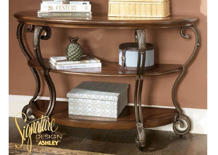 Bradley Sofa Table,In-Store Products