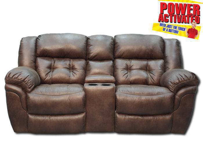 Oxford POWER Reclining Loveseat - espresso,In-Store Products