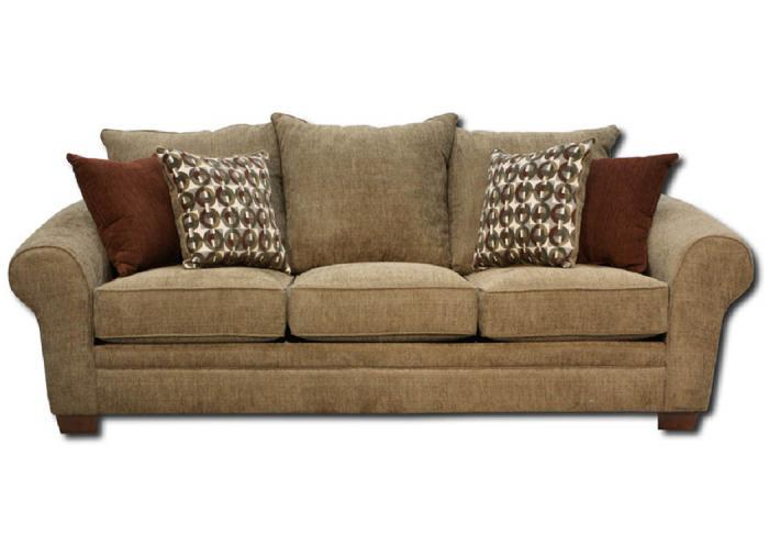 Sherman Sofa,In-Store Products