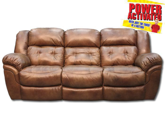 Abilene POWER reclining sofa,In-Store Products