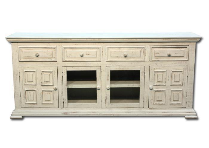 Fernando TV console - white,In-Store Products