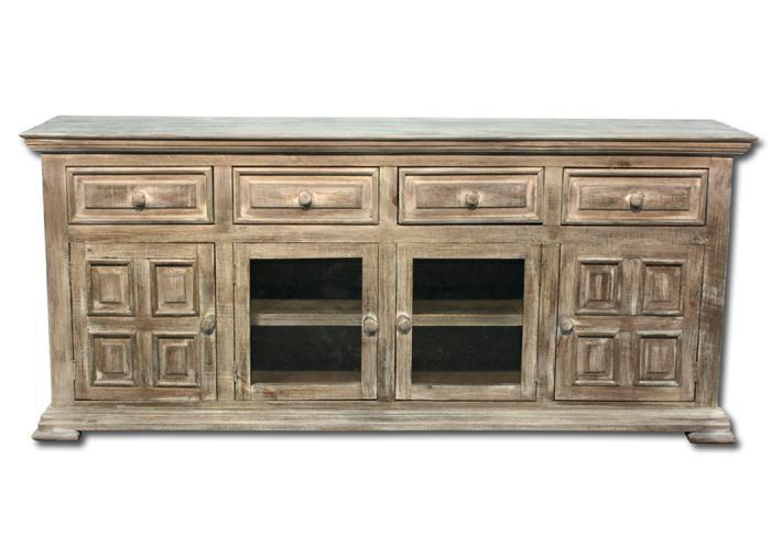 Fernando TV console - barnwood,In-Store Products