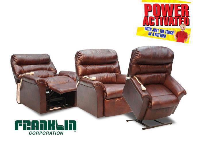 Sedona Power Lift Recliner,In-Store Products
