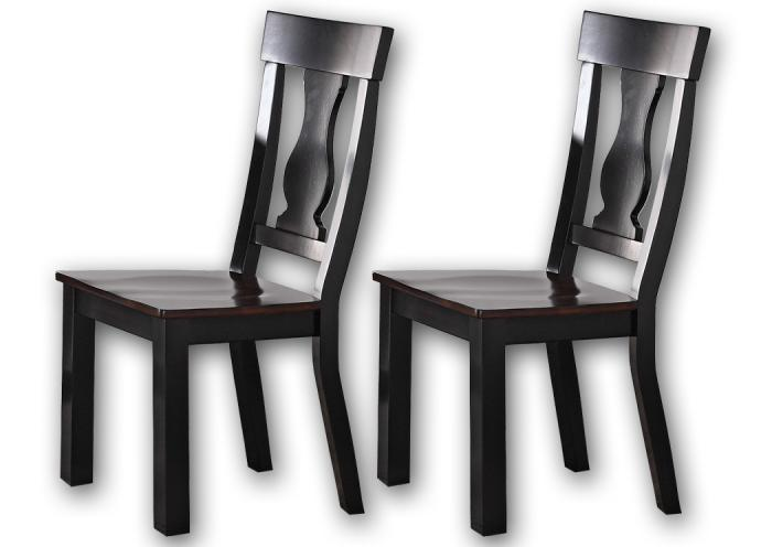 Astor side chairs,In-Store Products