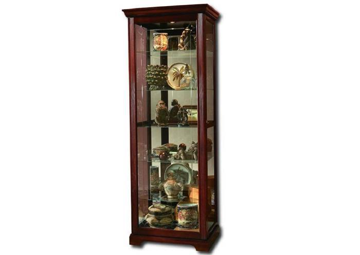 Sabrina Curio Cabinet,In-Store Products