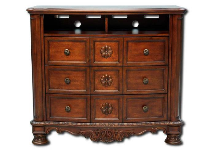 Antoinette TV Chest,In-Store Products