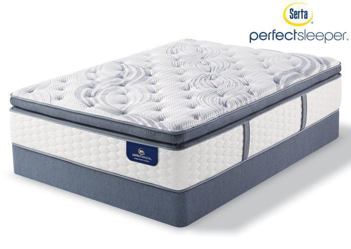 Serta Perfect Sleeper Worley Pillow Top - twin,Serta