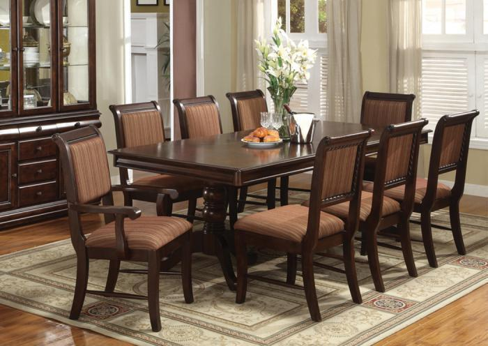 Broadway 7 Pc Dining Room,In-Store Products