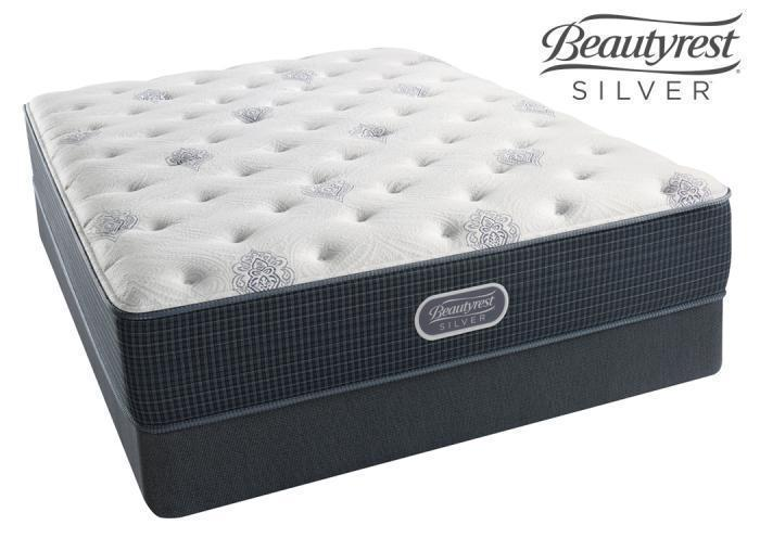 Simmons Beautyrest Silver Palm Springs Firm - twin,Simmons