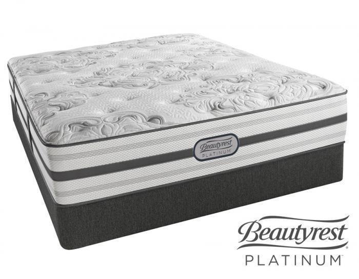 Simmons Beautyrest Fairview Firm Queen Set,Simmons