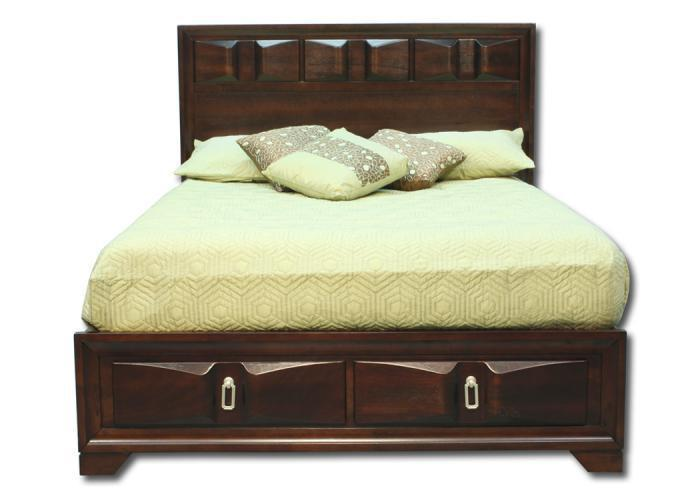 Roswell queen bed,In-Store Products