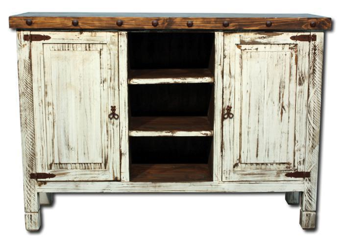 Farmhouse Buffet - White,In-Store Products