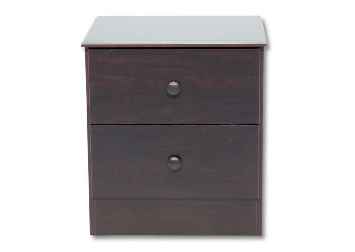 Kismet nightstand - merlot,In-Store Products