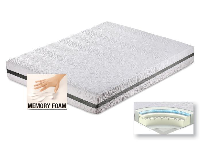 Sovereign King-size Memory Foam mattress with 2 FREE Foundations!