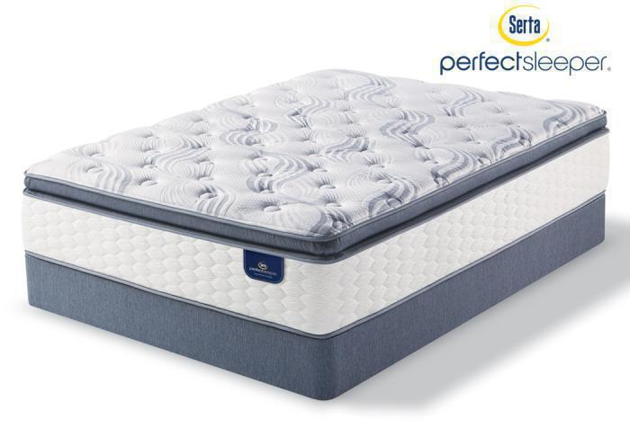 Serta Perfect Sleeper Brockland Pillow Top - full,Serta