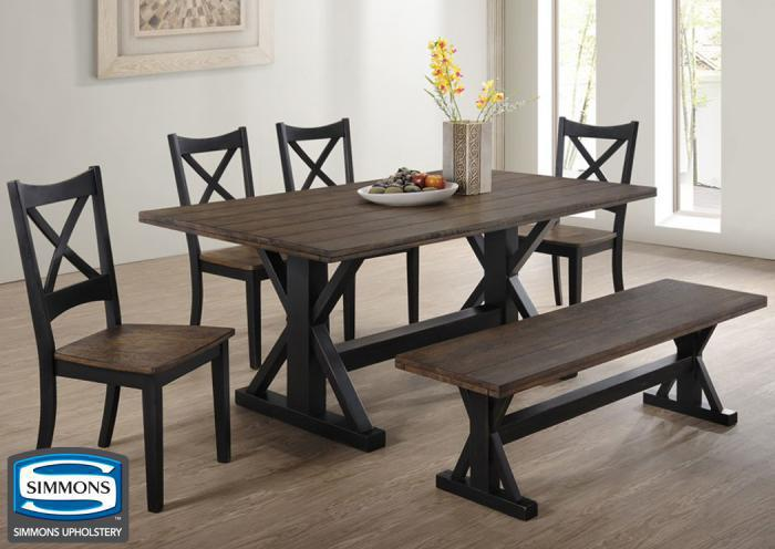 Lexington 6 pc dining room,In-Store Products