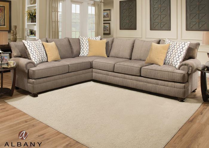 Essence sectional,In-Store Products