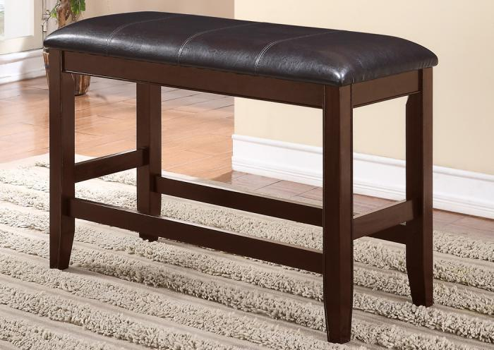 Fulton pub-style bench,In-Store Products
