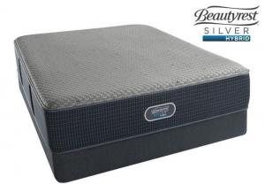 Simmons Beautyrest Silver Hybrid Victory Firm - twin