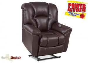 Ormand POWER lift recliner - vintage