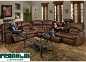 Macie Reclining Sectional