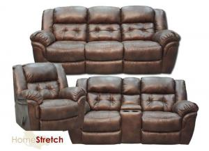 Oxford Reclining Collection - Espresso