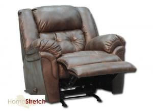 Oxford Rocker Recliner - Espresso