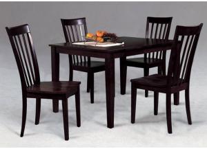 Brody 5 Pc Dining Room