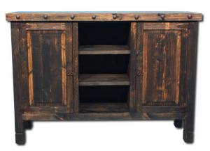 Farmhouse Buffet - Brown