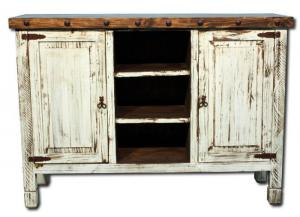 Farmhouse Buffet - White