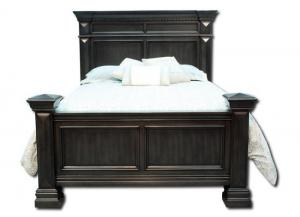 Garrison Queen Bed