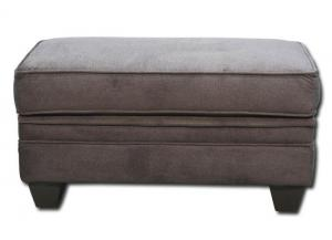 Hampstead Storage Ottoman - Seal