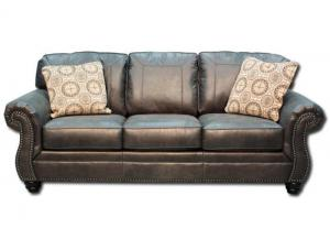 Breville Sleeper Sofa - Charcoal